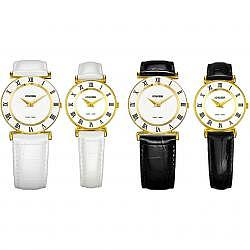Jowissa Roma montre, blanc