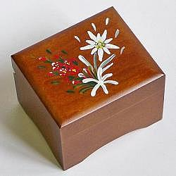 "Music Box ""Alpenrose"""