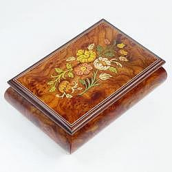 "Jewellery Box ""Flowers"""