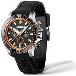 Seaforce Chrono, orange