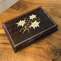 """Jewellery Box """"Edelweiss"""""""