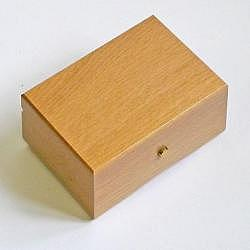 "Musicbox ""Nature"", oak"