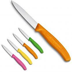 Kitchen knives, new colors