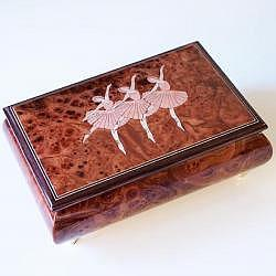 "Jewellery Box ""Ballerinas"""