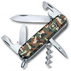 Messer Spartan Camouflage